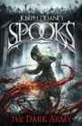 Spook's: The Dark Army - Book