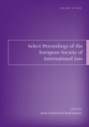 Select Proceedings of the European Society of International Law, Volume 3, 2010 - Book