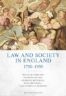 Law and Society in England 1750-1950 - Book