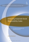 Enforcing Corporate Social Responsibility Codes : On Global Self-Regulation and National Private Law - eBook