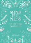 Mindfulness Colouring: Postcards - Book