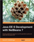Java EE 6 Development with NetBeans 7 - Book