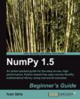 NumPy 1.5 Beginner's Guide - Book