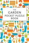 Garden Pocket Puzzle Book - Book