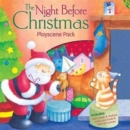 The Night Before Christmas : Playscene Pack - Book