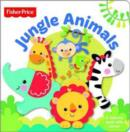 Fisher Price First Focus Frieze Jungle Animals - Book