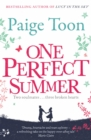 One Perfect Summer - eBook