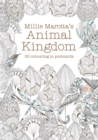 Millie Marotta's Animal Kingdom Postcard Book : 30 Beautiful Cards for Colouring in - Book