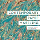 Contemporary Paper Marbling : Design and Technique - Book