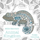 Millie Marotta's Animal Kingdom Pocket Colouring - Book