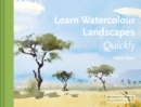 Learn Watercolour Landscapes Quickly - Book