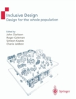 Inclusive Design : Design for the Whole Population - Book