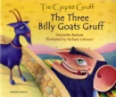 The Three Billy Goats Gruff in Albanian and English - Book