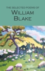 The Selected Poems of William Blake - Book