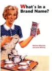 What's in a Brand Name? - Book