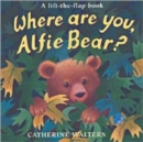 Where are You, Alfie Bear? - Book