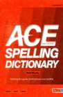 ACE Spelling Dictionary - Book