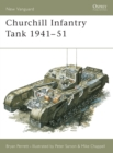 Churchill Infantry Tank - Book
