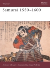 Samurai 1550-1600 - Book