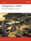 Sekigahara, 1600 : The Final Struggle for Power - Book