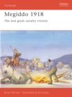 Megiddo, 1918 : The Last Great Cavalry Victory - Book