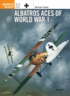 Albatross Aces of World War 1 - Book