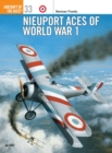 Nieuport Aces of World War 1 - Book