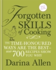 Forgotten Skills of Cooking - Book