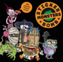 Stickerbomb Monsters - Book
