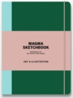 Magma Sketchbook: Art & Illustration - Book