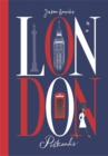 London Postcards - Book