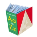 Aa-Zz : Pop-Up Alphabet - Book
