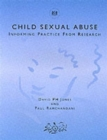 Child Sexual Abuse : Informing Practice from Research - Book