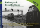 Railways and Recollections : 1975 - Book