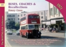 Buses, Coaches & Recollections 1971 - Book