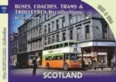 Buses, Coaches,Trams & Trolleybus Recollections Scotland 1963 & 1964 - Book