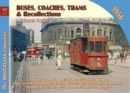 Buses, Coaches Trams & Recollections 1956 : 92 - Book