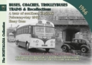 Buses, Coaches Trolleybuses, Trains & Recollections 1966 : 103 - Book