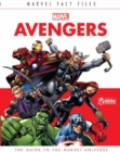 Marvel Fact Files: The Avengers - Book