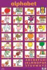 Learn the Alphabet Wall Chart - Book