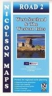 Road 2 West Scotland : & the Western Isles - Book
