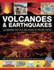 Exploring Science: Volcanoes & Earthquakes - an Amazing Fact File and Hands-on Project Book : With 19 Easy-to-do Experiments and 280 Exciting Pictures - Book