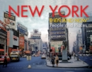 New York Then and Now (R) : People and Places - Book