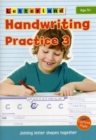 Handwriting Practice : Joining Letter Shapes Together 3 - Book