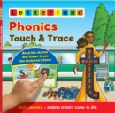 Phonics Touch & Trace - Book