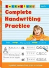 Complete Handwriting Practice - Book