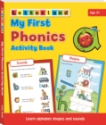 My First Phonics Activity Book - Book