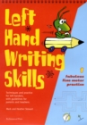 Left Hand Writing Skills : Fabulous Fine Motor Practice Book 1 - Book