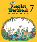 Jolly Phonics Workbook 7 : in Precursive Letters (British English edition) - Book