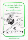 Secondary Selection Practice Tests for Nine and Ten-year-olds - Book
